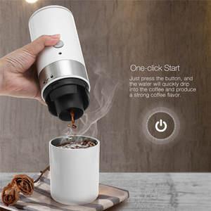 Coffee-Machine Espresso Manual Travel American Mini Portable Hourglass Handheld Home