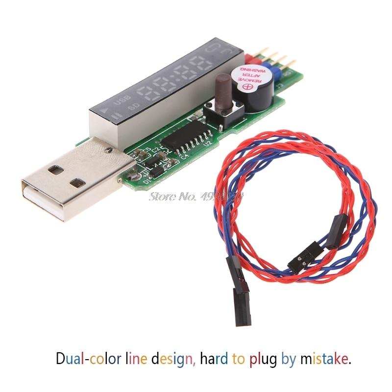 USB Сторожевая карта V9.0 компьютер синий экран остановлен автоматический перезапуск шахтера без оболочки CE0620 Прямая поставка