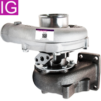 for Universal Turbo Turbocharger T3T4 T04E A/R .57 Turbine 5 Bolts Flange Oil Cooled T3 T4 T04E .57 A/R for 1.6L to 2.3L 400HP|Turbo Chargers & Parts|   -