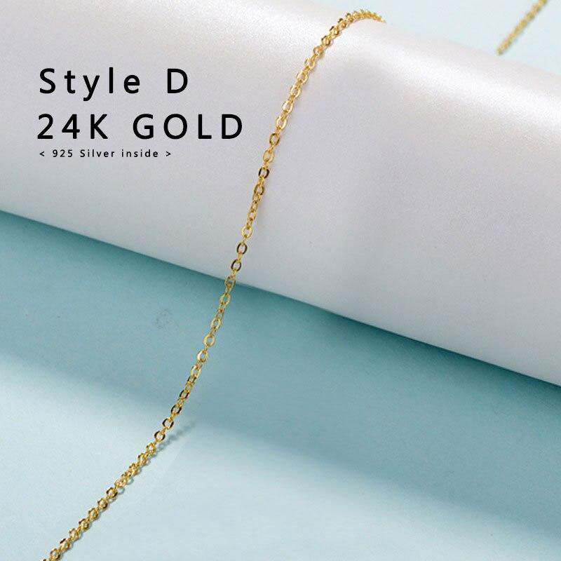Style D 24k Gold