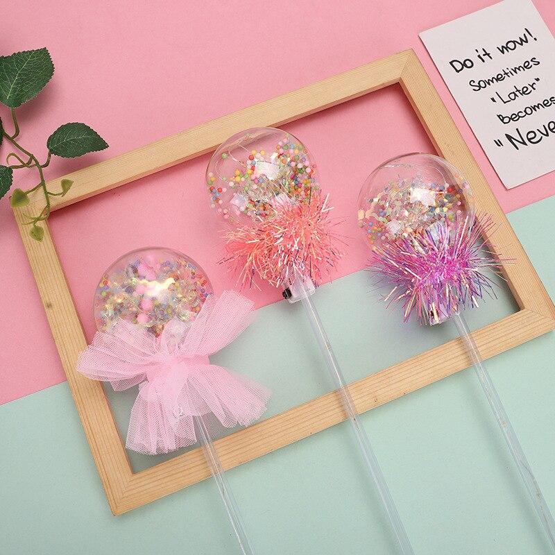 5pcs/lot 3 Lighting Mode Lovely Lamp Party Wedding Home Decoration Glowing Ball Light Magic Star Heart Shape Lamp Xmas Kids Gift