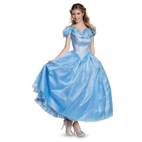Movie Limited Deluxe Cinderella Prom Dress Costume Women Adult Material Item Type Source Characters Princess Is Prestige Brand
