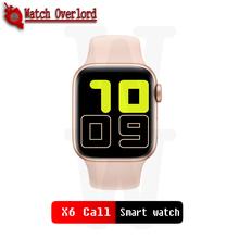 WO IWO 12 Plus inteligentny zegarek 44mm dla Android IOS serii 5 Bluetooth otrzymać telefon zwrotny od zegarki do pomiaru tętna dla kobiet mężczyzn #8217 s postawy polityczne w Smartwatch IWO 12 13 tanie tanio Vieruodis Brak Na nadgarstku Wszystko kompatybilny 128 MB Passometer Fitness tracker Uśpienia tracker Wiadomość przypomnienie