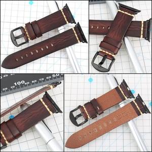 Image 2 - Maikes аксессуары для наручных часов Apple 44 мм 42 мм и ремешок для часов Apple 40 мм 38 мм iwatch Series 5 4 3 2 1 браслеты для часов