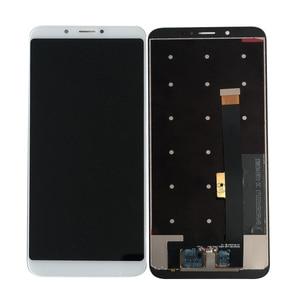 "Image 3 - 기존 6.01 ""ZTE Nubia V18 NX612J Axisinternational LCD 디스플레이 화면 + Nubia V18 NX612J 화면 용 터치 패널 디지타이저"