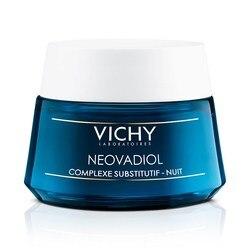 Vichy Neovadiol noche causado por su complejo de países 50ml sarkmalara contra la apariencia de la piel reposición de Crema de cuidado nocturno.