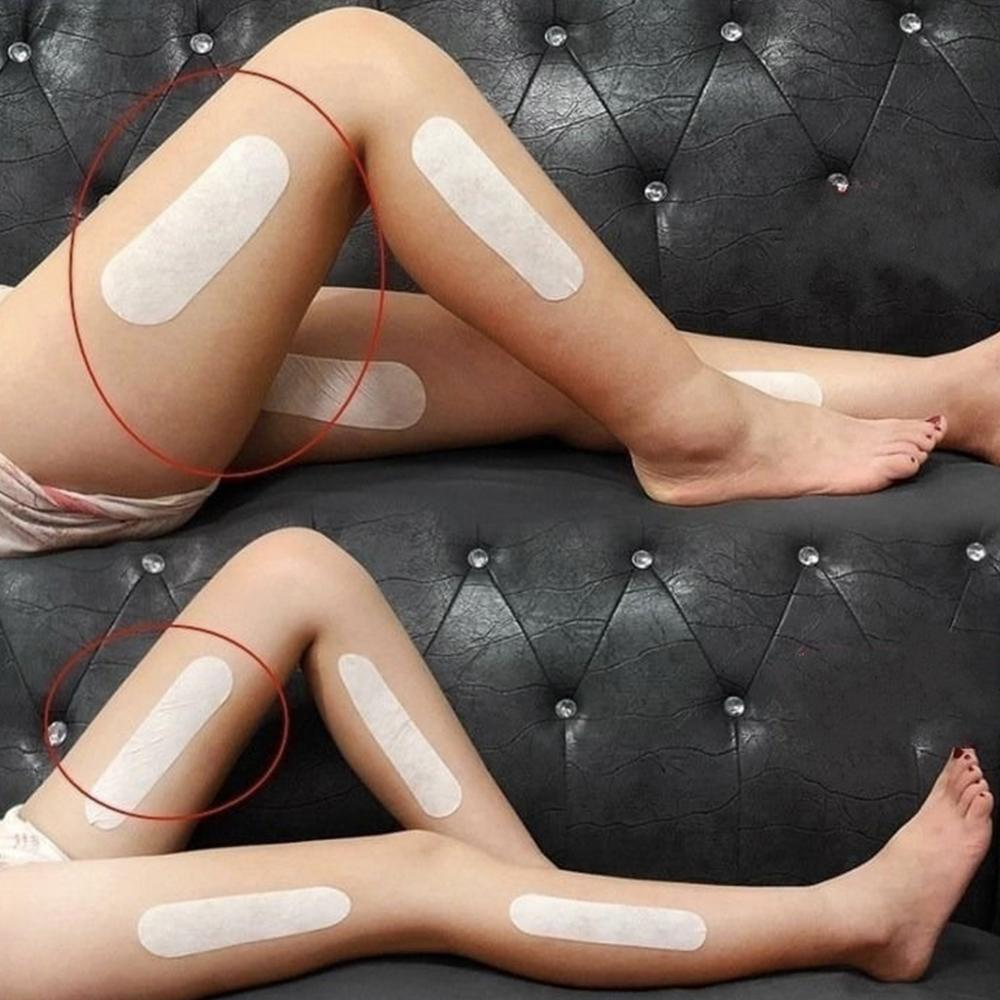 6Pcs/Set Slimming Patches Thigh Calf Leg Arm Body Shaping Stickers Weight Loss Beauty Natural Health Fat Burner Plaster