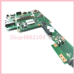 Image 4 - X553MA_MB_N2830CPU Laptop motherboard REV2.0 For ASUS A553M X503M F503M X553MA X503M X553M F553M Notebook mainboard fully tested