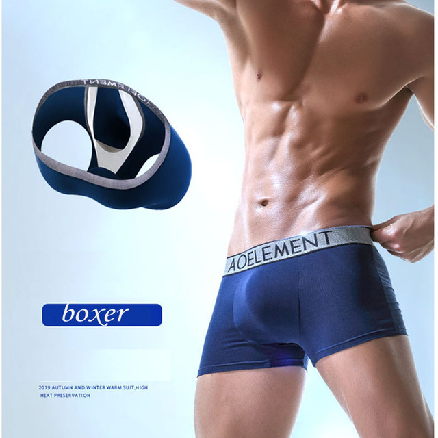 Men's Boxer Underwear 2