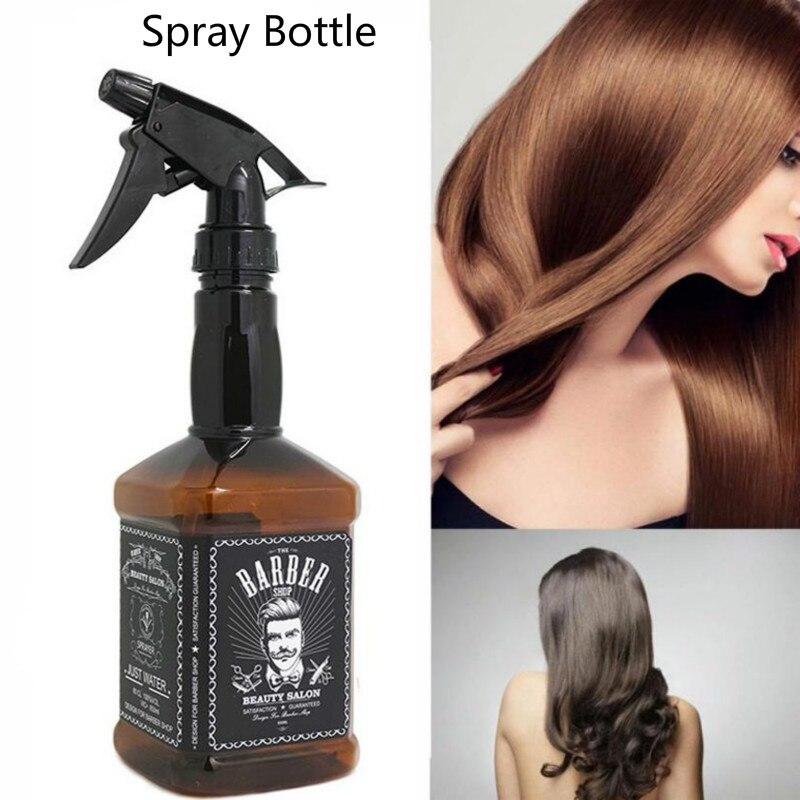 650ML Hairdressing Spray Bottle Salon Barber Hair Tools Hair Cutting Water Sprayer