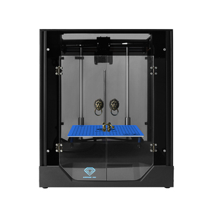 Image 3 - Twotrees 3d impressora sapphire pro completo metal profissional diy núcleo xy bmg extrusora 235x235m tela de toque de 3.5 polegadas com facesheid