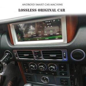 Image 5 - カーマルチメディアgps androidのラジオステレオランドローバーのためレンジローバーヴォーグL322 V8 2002 〜 2012 carplayナビゲーションナビ