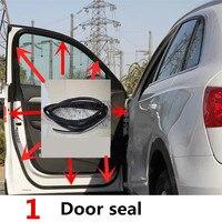 Selo da porta  selo do quadro da porta para jac j6|Vedações automotivas| |  -