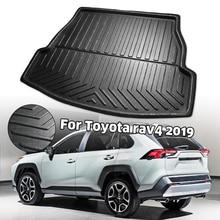 Коврик для багажника автомобиля, коврик для багажника, матовый коврик для Toyota RAV4 2019 2020 XA50