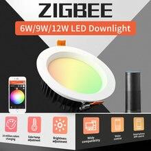 Светодиодный светильник gledopto zigbee zll smart 6 Вт 9 12