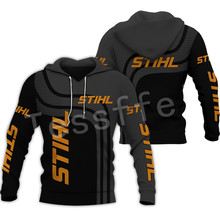Tessffel Worker instrument Tool Chainsaw Funny Tracksuit NewFashion 3DPrint Casual Zip/Hoodies/Sweatshirts/Jacket/MensWomens A13 tessffel santa claus christmas menwomen hiphop 3dfull printed sweatshirts hoodie shirts jacket casual fit colorful funny style27