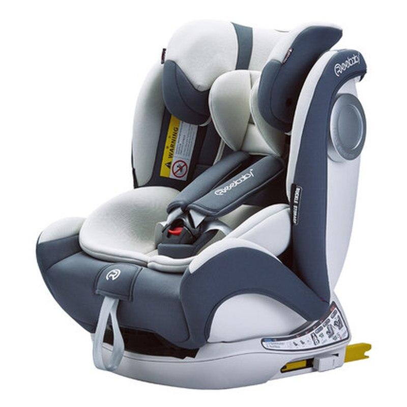 Siège de sécurité auto bébé réglable assis et couché enfants ceinture de sécurité rehausseur siège bébé chaise pour voiture