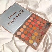 35 Colors Matte Eye Shadow Pallete Long Lasting Waterproof EyeShadow Natural