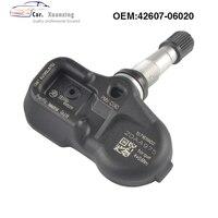 Sistema de monitoramento tpms 4260706020 mhz 315 do sensor da pressão dos pneus do oem PMV C010 para toyota camry corolla prius lexus rx 42607 06020|Sistemas de monitoramento de pressão dos pneus| |  -