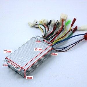 Image 3 - GREENTIME Sensor/เซนเซอร์ Dual โหมด 48V 350W มอเตอร์ BLDC ควบคุม E bike brushless speed controller