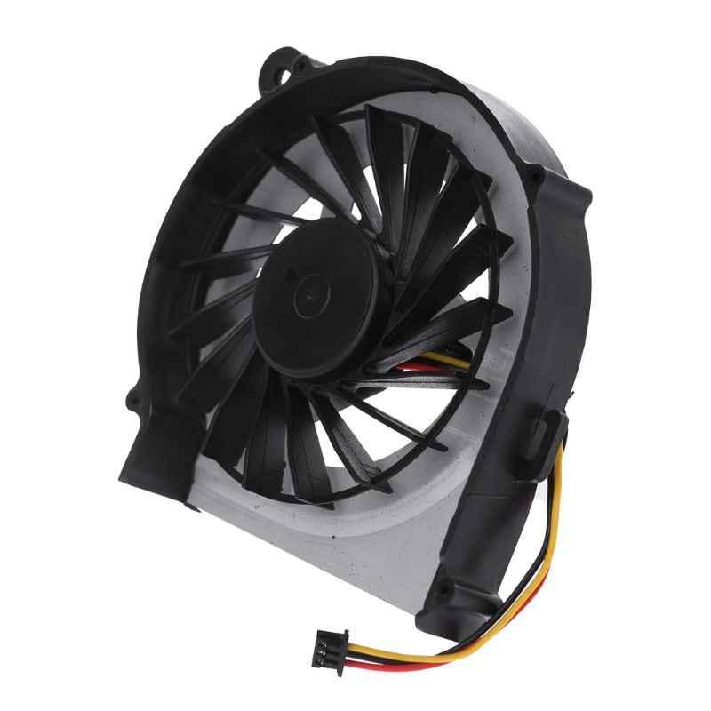 Portátil refrigerador ventilador de refrigeración de la CPU para HP pabellón G6 G6-1000 G6-1100 G6-1200 G6-1300
