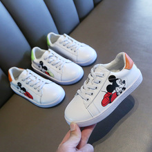 Disney children's casual shoes Mickey summer new sports shoes