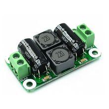 0-50V 4A DC Power Supply Filter Board Class D Amplifier Car EMI Suppression 448A цена 2017