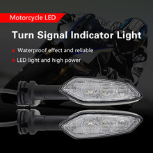 Sinais de volta para luzes traseiras da motocicleta led cauda indicadores freio direcional intermitente parar pisca-pisca-pisca seta moto