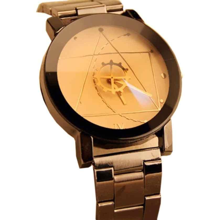 אופנה שעון נשים 2019 נירוסטה נשים קוורץ אנלוגי יד שעון נשים שמלה שעונים relojes