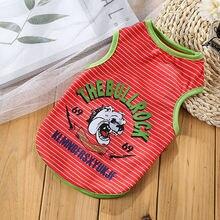 Собаки Футболка дышащая одежда с принтом в виде собак весенне