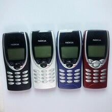 Оригинальный мобильный телефон NOKIA 8210, разблокированный 2G GSM 900/1800, Восстановленный, не подходит для США