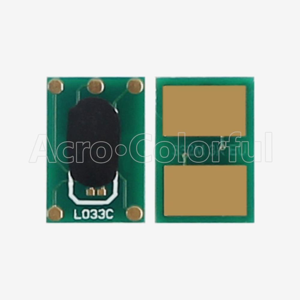 46507624 46507623 46507622 46507621 compatible toner chip for OKI ES7412 cartridge