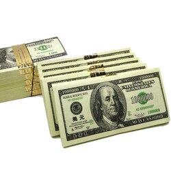 240 шт., 1000000 долларов, монеты для преданных, небесный ад, банкноты для сжигания купюр на миллион долларов, призрак, призрак, Ад фэн-шуй, молитве...