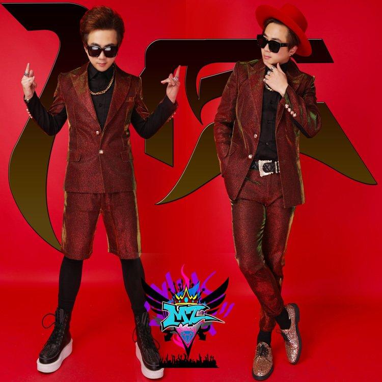 2020!Nightclub Custom Dj Male Singer Performance Costume Suit Bar Men's Stage Costume Night Guest Suit Jacket Men's Tide.