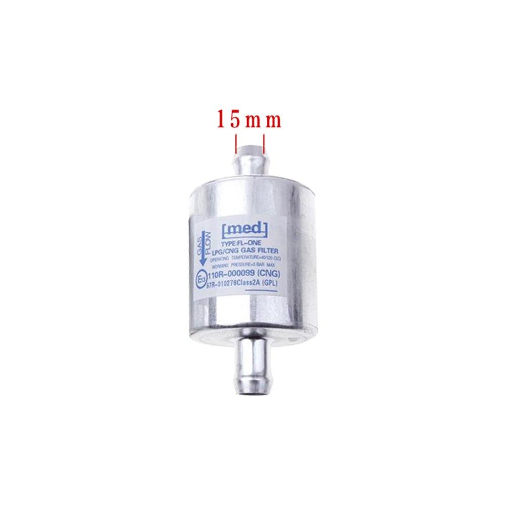 15mm tot 15mm Damp Gas Filter-Papier Insert