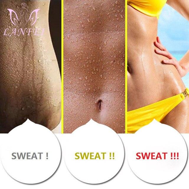 LANFEI Women Waist Trainer Belt Slimming Sweat Body Shaper Girdle Neoprene Waist Cincher Modeling corset Strap for Fat Burning 4