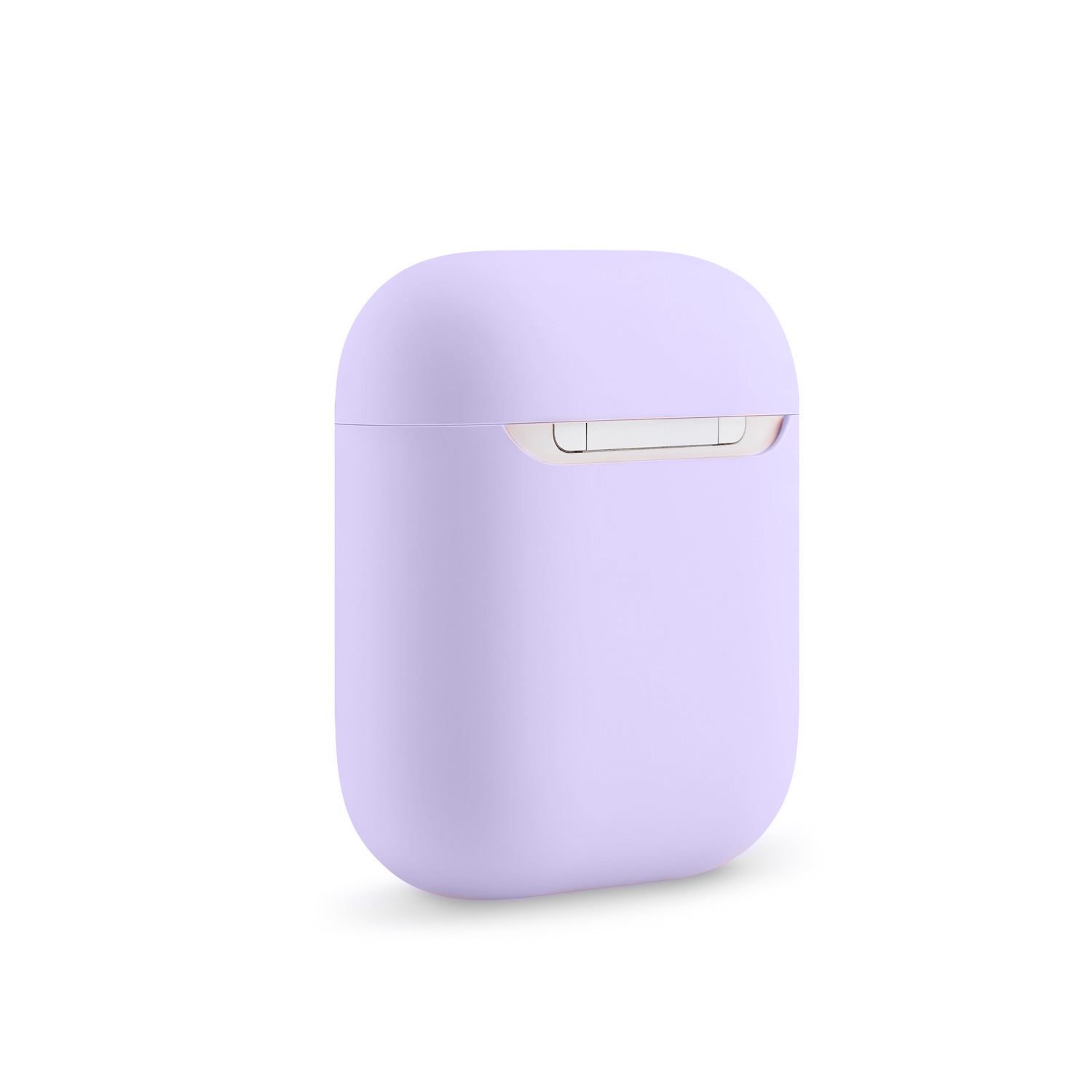 Купить с кэшбэком Solid Color Soft Silicone for AirPods Apple or i10 i11 i12  Wireless Bluetooth Earphone Protective Case Protective Earphone Case
