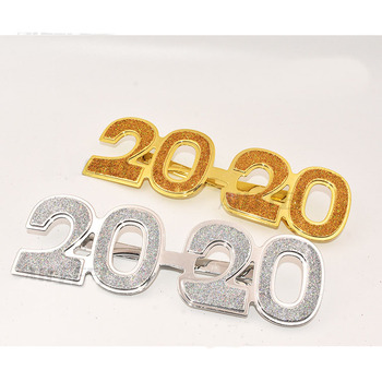 2020 Glasses Frame Eye Wear Halloween Cute Props Rhinestone Decor Kids Toy Present Women Men Party Cosplay Ball