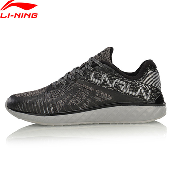 (Código de ruptura) li-ning mujeres LN CLOUD IV FLAME Running Shoes Mono hilo zapatilla forro Li Ning usable Deporte Zapatos ARHM068 XYP590
