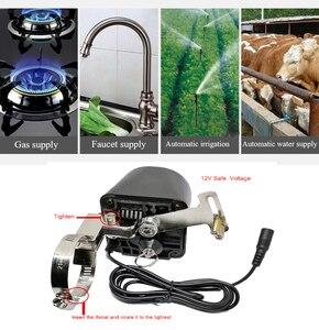 Image 5 - Tuya בית חכם אלחוטי בקרת גז מים שסתום מערכת WiFi ניתוק בקר עבודה עם Alexa ו google בית, IFTTT