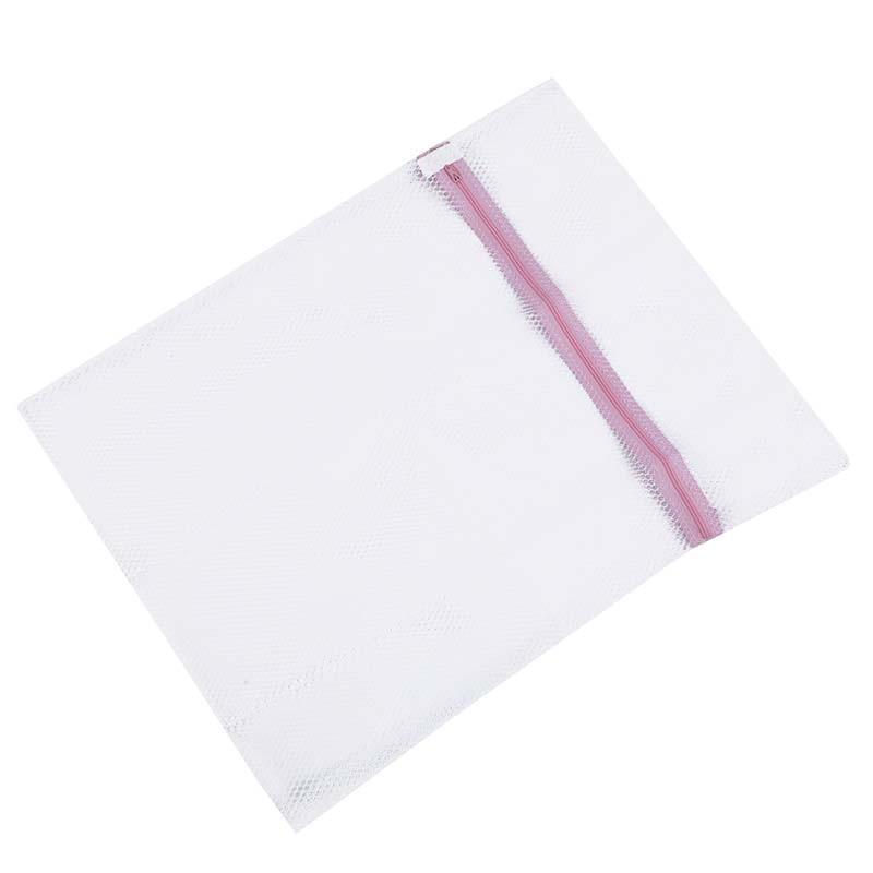 New Convenient Practical Bra Clothes Wash Laundry Lingerie Mesh Net Wash Bag 50X40CM