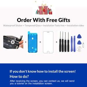 Image 3 - Téléphone portable LCD pour iphone X XS MAX XR écran bonne qualité AMOLED OEM 3D tactile pour iphone X XS MAX XR LCD affichage assemblée