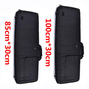 Image 3 - Outdoor Sport Tactical Rifle Gun Case 85cm / 100cm Hunting Bags Gun Carry Shoulder Pouch Airsoft Army Military Protective Bag