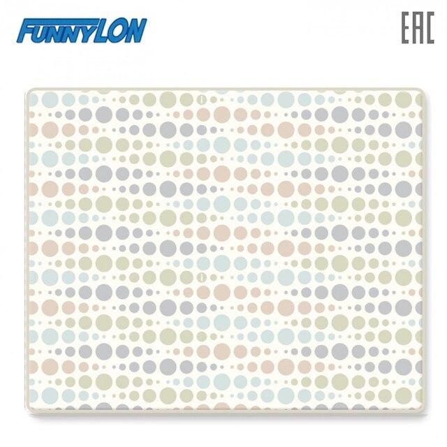 Игровой коврик портативный FunnyLon 140х200х1 Water Drop