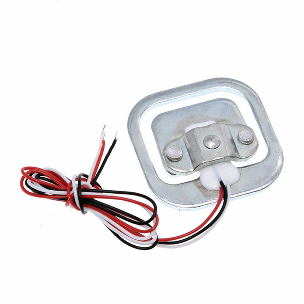Taidacent 50kg Half Bridge Weight Sensor Body Scale Resistance Strain Gauge Half Bridge Sensor Load Cell 50kg