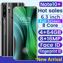 Смартфон SAILF Note10 Plus, 2+32ГБ/3+ 64ГБ.
