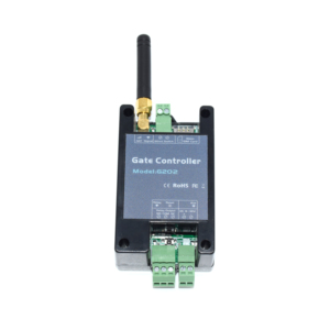Image 4 - GSM 3G WCDMA remote control gate opener on/off switch G202 for sliding swing garage Gate Opener