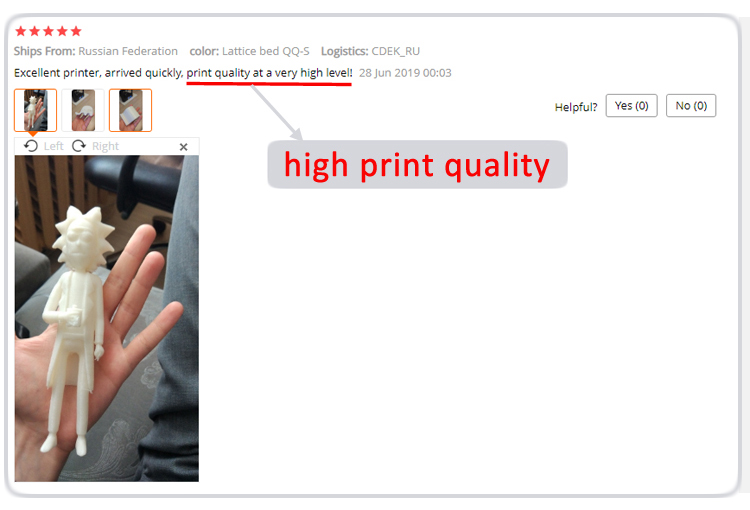 3d printer 4 1 high quality