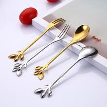 Spoon Tableware Gadgets Cutlery-Set Ice-Cream-Tools Home-Decor Coffee Kitchen Stainless-Steel