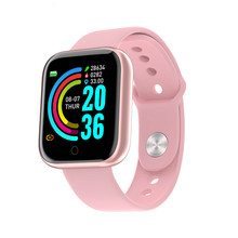 Smart Watch Y68 Men Women Fitness Bracelet Activity Tracker Heart Rate Monitor Blood Pressure Bluetooth Watch For IOS Android dtno 1 s9 nfc smartwatch heart rate monitor bluetooth smart watch for ios android bracelet heart rate monitor activity tracker